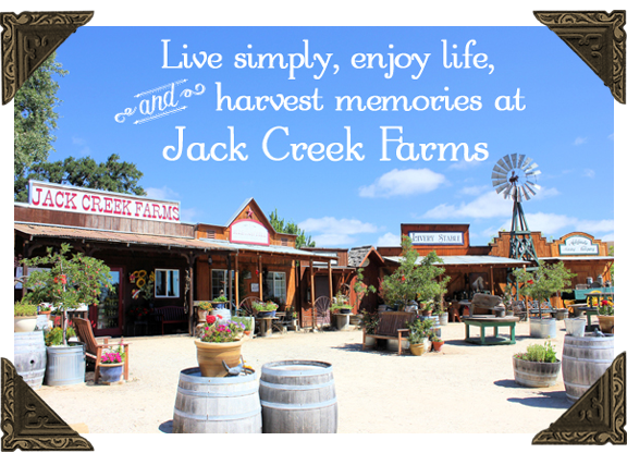 Jack Creek Farms near Paso Robles